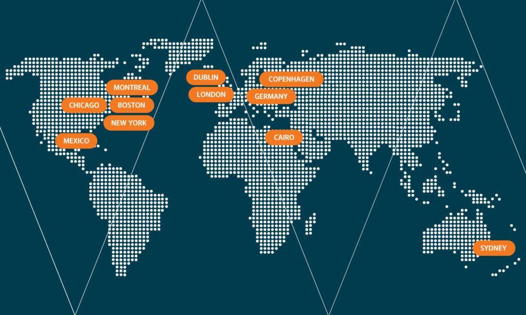 AWA Advanced Workplace Associates: International Capability