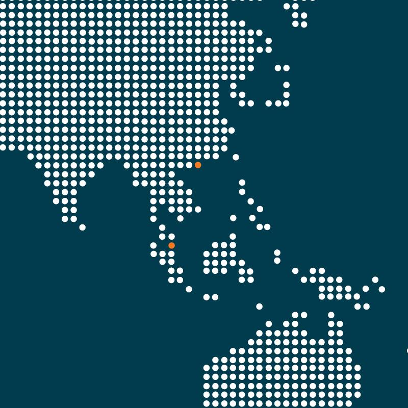 AWA Advanced Workplace Associates: International Capabilities - Asia Pacific
