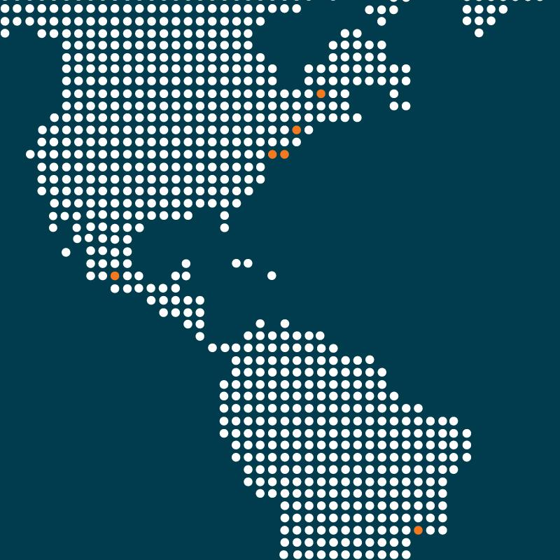 AWA Advanced Workplace Associates: International Capabilities - US, Canada, South America