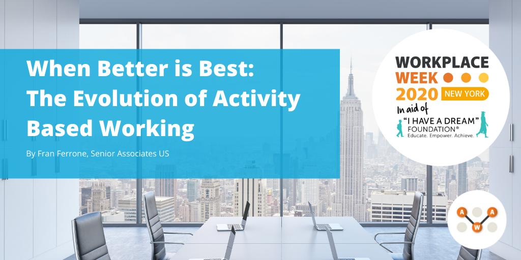 Evolution of Activity Based Working - AWA-United-states-new-york